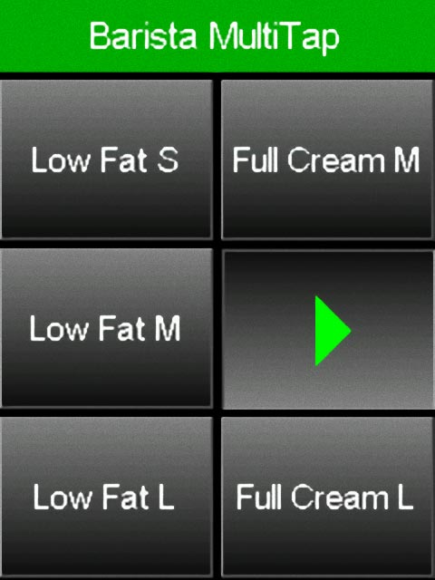 MultiTap Screenshot Barista