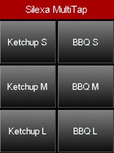 MultiTap Screenshot